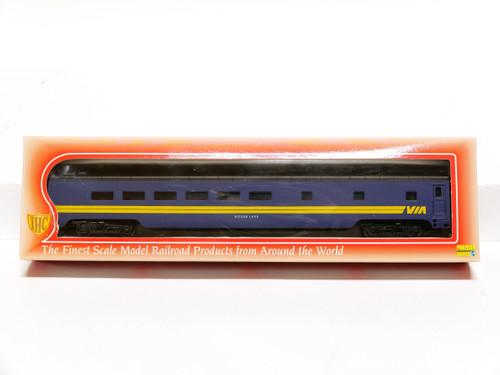 IHC HO Scale VIA Smooth Side Dining Passenger Car 48282