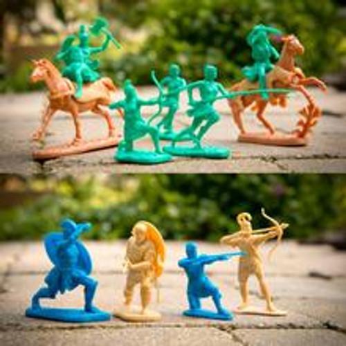 LOD Enterprises Barzso Figure Set 019 War at Troy