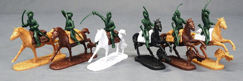 LOD Enterprises Barzso Figure Set 037G American Revolution Cavalry