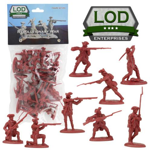 LOD Enterprises Barzso Figure Set 010 British Regular Army