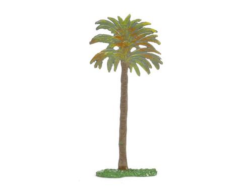 Hornung Art Miniature Trees Metal Cast Palm Tree 4L Hand Painted