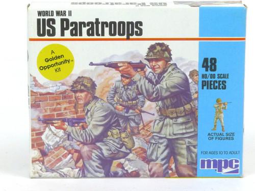AIRFIX World War II US Paratroops 48 piece set