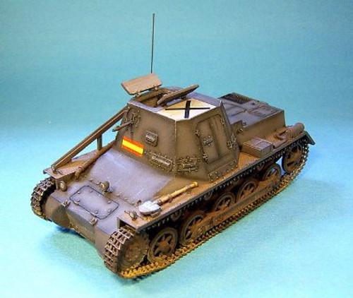 John Jenkins Designs Kleiner Panzerbefehlswagen 1 Ausf B COND-04