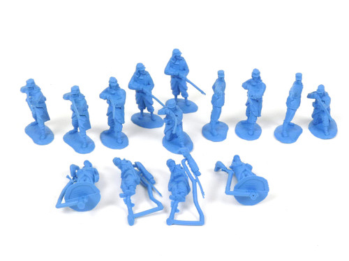 Conte Collectibles French Foreign Legion Plastic Figures Set One