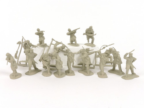 Conte Collectibles Alamo Defenders #2 Plastic Toy Soldiers