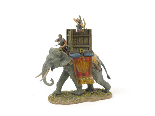 Thomas Gunn Miniatures ROM048 Roman War Elephant Glory of Rome