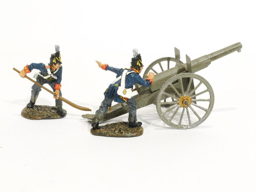John Jenkins Designs Toy Soldiers War of 1812 Battle of Chippawa BCHART-02