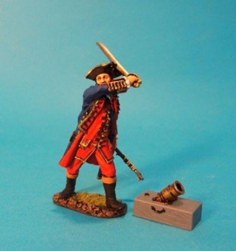 John Jenkins Designs Set 12 Lieutenant Francis James Buchanan 1/30 Collectible