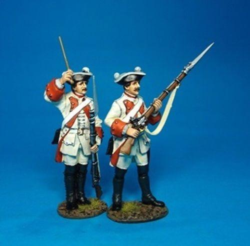 John Jenkins Designs ROT-03 Seven Years War Battle Of Leuthen 2 Figures Loading