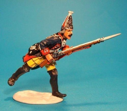 John Jenkins Designs Soldiers LEUT-02 Prussian Grenadier Advancing No 2