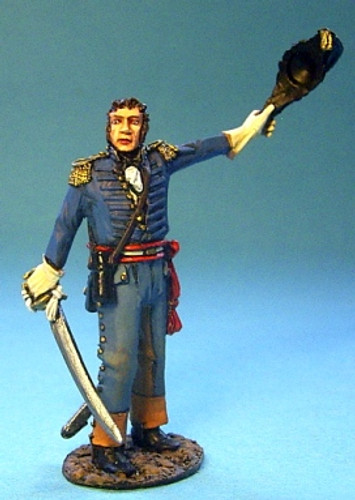 John Jenkins Designs JJCLUB SET11 Captain Nathan Towson Limited edition 1/30 Collectible