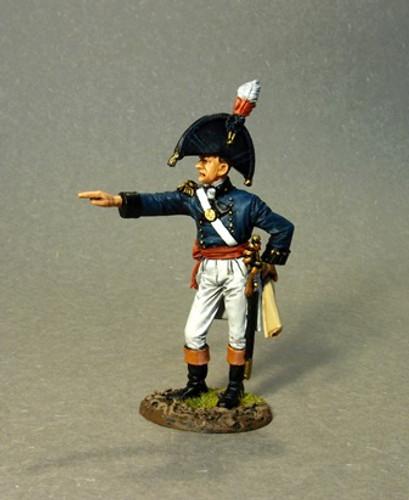 John Jenkins Designs JJCLUB2014B The Penninsular War 1807-1814 British Royal Engineers Lt. D.P Jenkins
