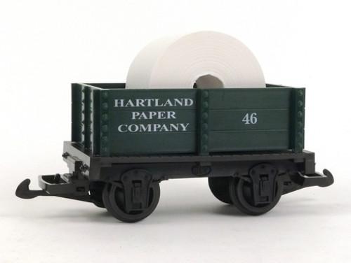 Hartland Locomotive Works 15114 Mini Gondola HLW Paper
