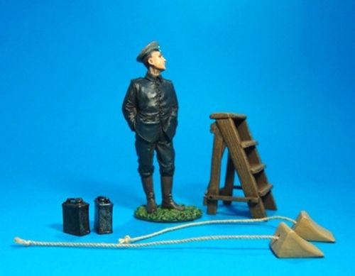 John Jenkins Designs Soldiers GGC-08 Knights Of The Skies German Mechanic No 2 (GGC-08)