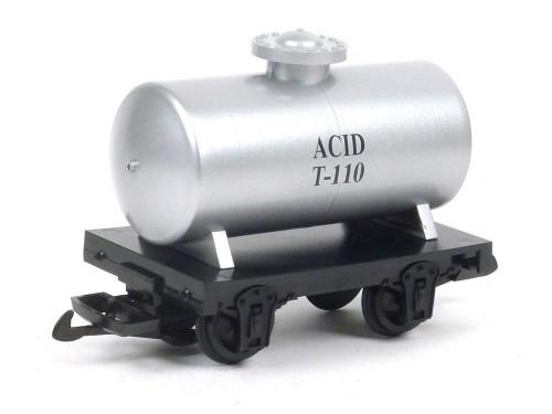 Hartland Locomotive Works Tank Car T110 G Scale Model Trains Freight Cars