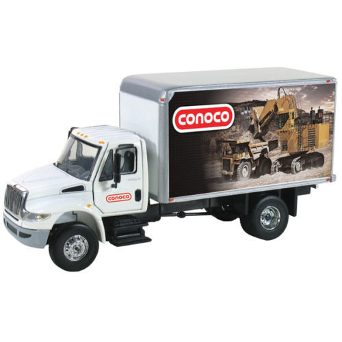 First Gear Conoco International Delivery Truck 50-3276 1/50 Scale Diecast Truck