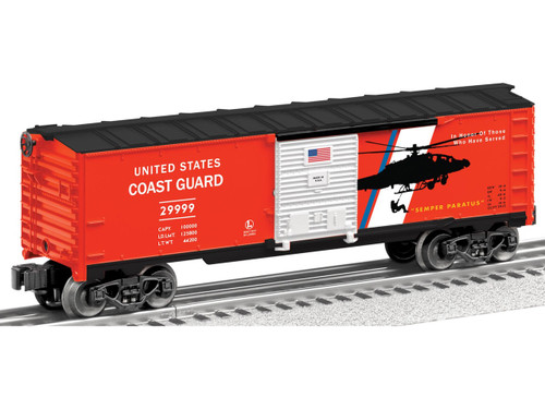 6-29999 U.S. Coast Guard made in USA Boxcar