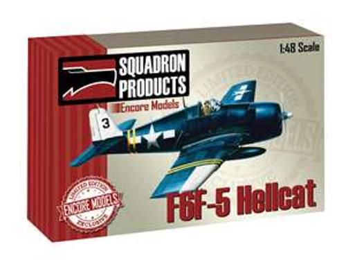 Encore Models 1/48 F6F-5 Hellcat - EC48007