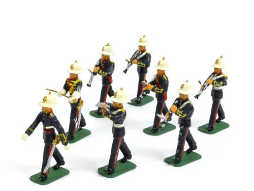 Elfin Models Royal Marines Marching Band