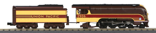 MTH RailKing Union Pacific 4-6-2 FortyNiner Steam Engine ProtoSound 30-1704-1