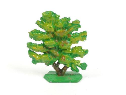 Hornung Art Miniatures Scenery Dioramas Leaning Bush 47L Flat Metal Cast