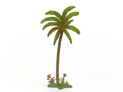 Hornung Miniatures Scenery Dioramas Palm Tree With Flower 100PT Flat Metal Cast