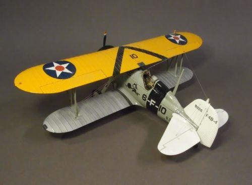 John Jenkins Designs Soldiers IWA-10 Boeing F4B-4 A-9020 Fighting Squadron Six