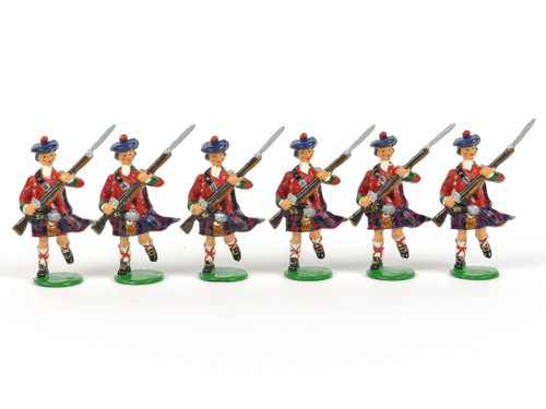 Garibaldi & Co Toy Soldiers B18A Montgomery's Highlanders Regiment of Foot