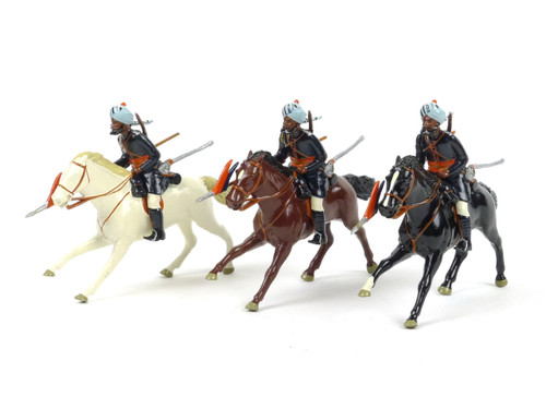 Imperial Production Set No 50 13th Bengal Lancers 1882