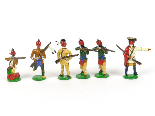 Garibaldi & Co Toy Soldiers B12 Iroquois Native American Confederacy
