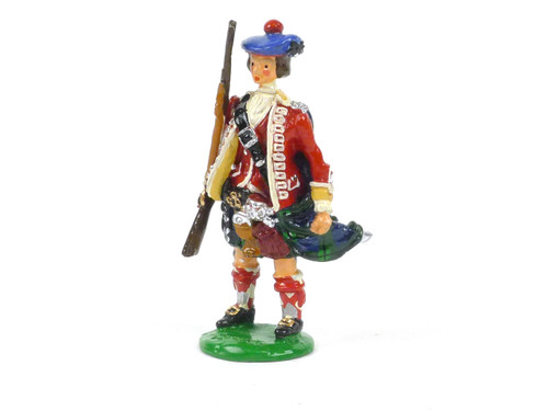 Garibaldi & Co Toy Soldiers HR3 Black Watch NCO Centre Company