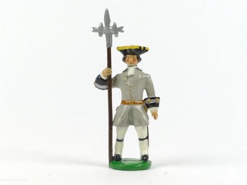 Garibaldi & Co Toy Soldiers E3da Piemont NCO French Infantry