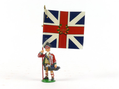 Garibaldi & Co Toy Soldiers B4 77th Standard Grenadier Company