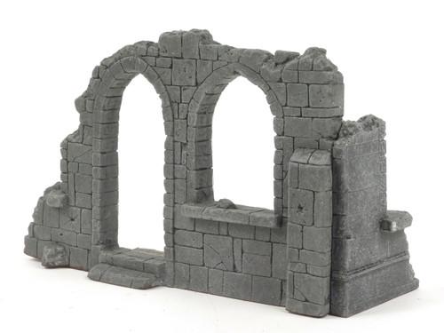 All Diorama  Church Corner Ruins, Central Europe ADC002