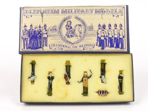 Blenheim Military Models Set #B47 Band of Royal Marines Basic Set