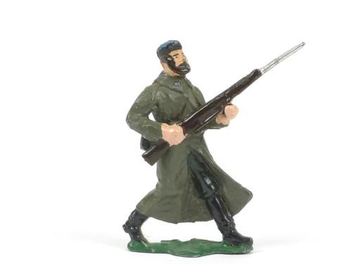 Authenticast Comet Infantry of Line Charging Soviet Guard