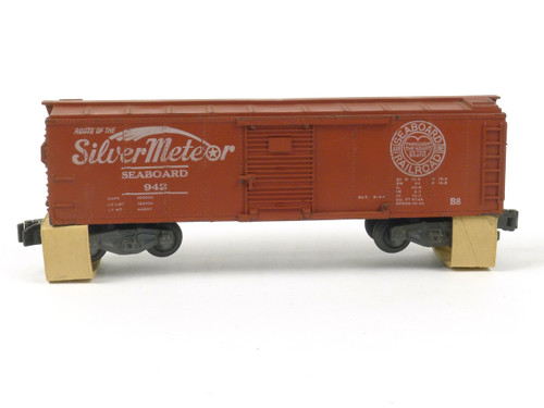 American Flyer A C Gilbert S Gauge Train Burlington Northern 942 Box Car
