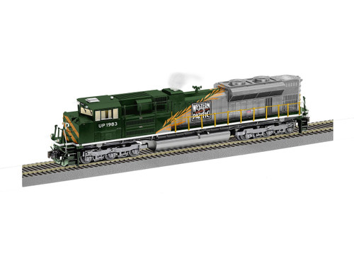American Flyer 6-47943 Western Pacific - Heritage SD70 Ace Diesel Locomotive