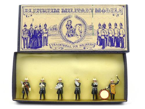 Blenheim Military Models Set B47 Band of Royal Marines Basic Set Present Day
