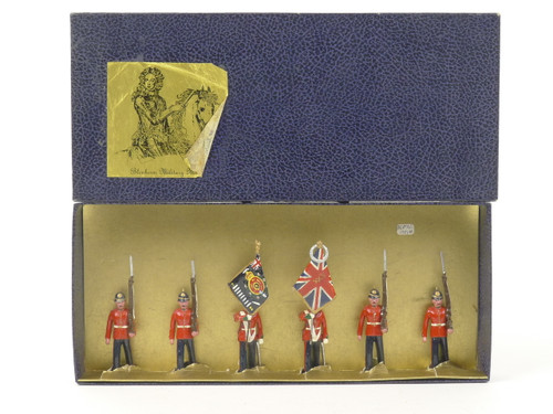 Blenheim Military Models B54 24th Foot with Colours 1879