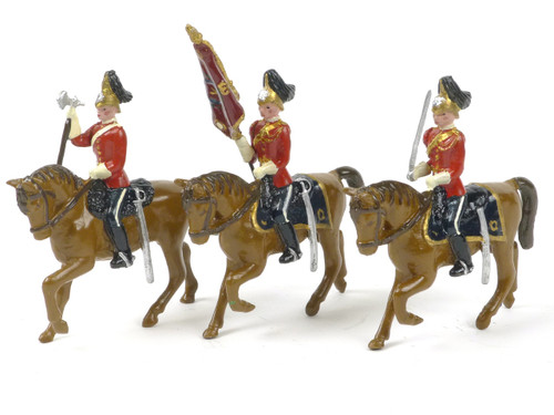 Blenheim Military Models C6 Queen's Bays Colours 1900