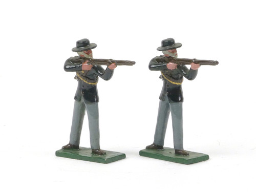 Blenheim Military Models B25 Boer War Series Firing Boer Commandos 1900