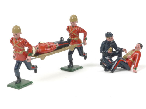 Blenheim Military Models B56 Casualty Set 1879 Zulu War Series