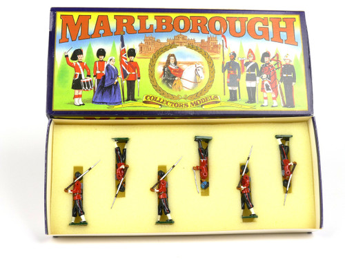 Marlborough Toy Soldiers Set MF2 Bengal Native Infantry