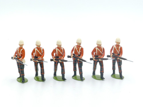 Imperial Toy Soldiers Set 32 91st Highlanders, 1879
