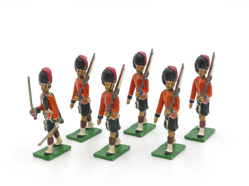 Greenwood and Ball Ltd. Set 10 British Guard Regiment