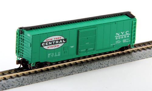 Bachmann N Scale Trains 19452 New York Central 50' Sliding Door Boxcar
