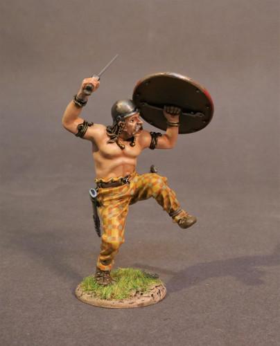 John Jenkins Designs AER-08A Ancient Guals Warrior Charging
