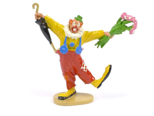 W Britain Collectible Toy Soldiers Britains Circus 8667 Balancing Clown
