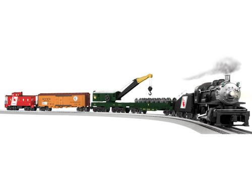 Lionel Trains 6-81023 Jersey Central Yard Boss 0-4-0 O Gauge Train Set
